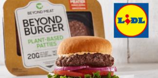 Lidl Is Now Selling Beyond Burgers