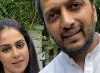 Riteish and Genelia Deshmukh Just Launched Vegan Brand Imagine Meats