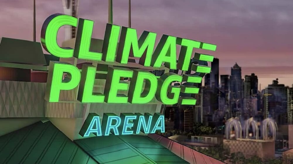 Amazon Greens the NHL With New Climate Pledge Arena