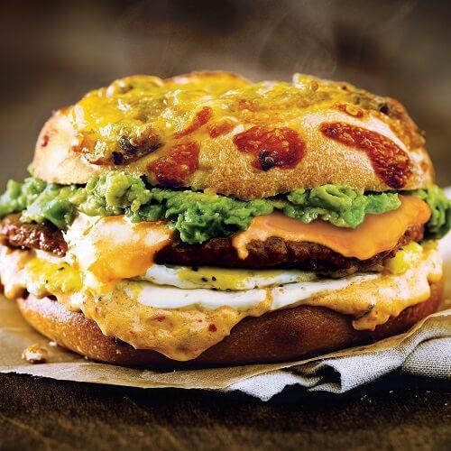 Einstein Bros. Just Launched Vegan Beyond Breakfast Sausages