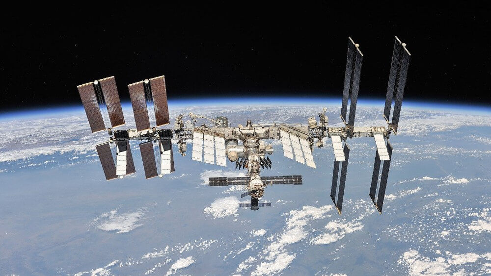 The International Space Station's Antenna to Protect Wild Animals