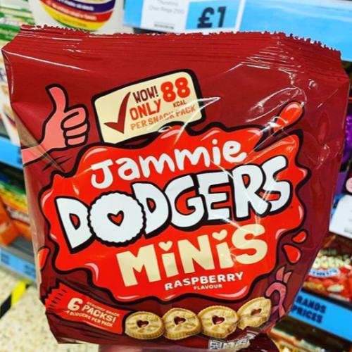are jammie dodgers vegan - photo #23