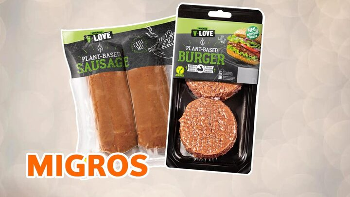 Swiss Supermarket Migros Just Launched a Vegan Food Range
