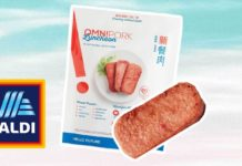 Vegan Pork Now Available at Aldi China