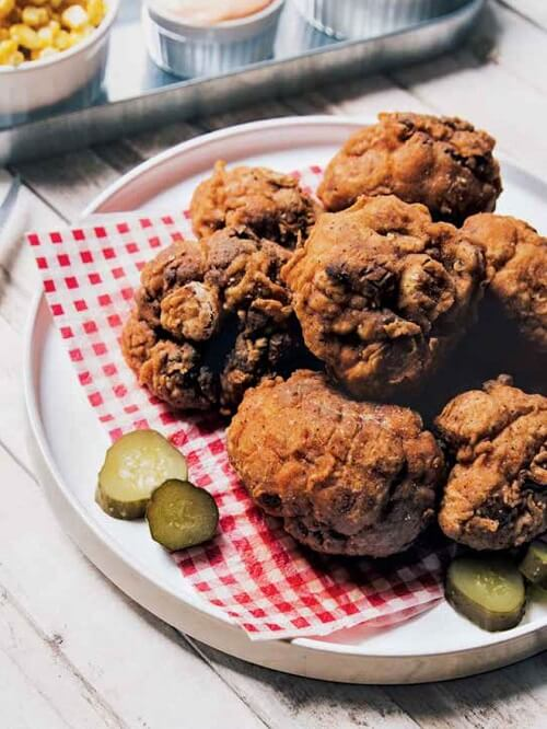 You'll Make These TK Vegan Fried Chicken Recipes Over and Over