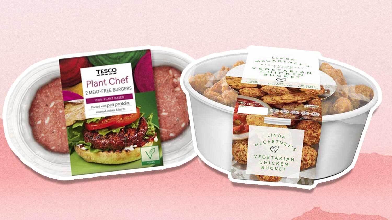 UK Vegan Food Trademarks Increased 128% In One Year