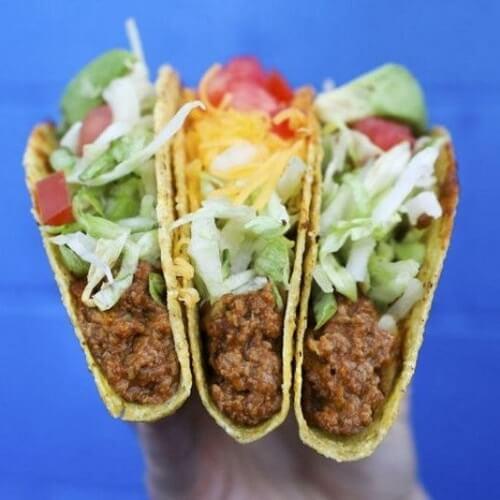 31 Healthiest Vegan Meals at Fast Food Restaurants