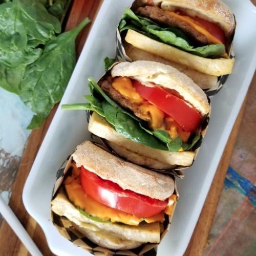 13 Ways to Make Vegan Breakfast Sandwiches