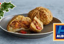 Aldi Reveals Its Vegan Christmas Party Food Range