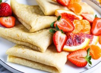 Enjoy These Vegan Crepes Any Time of the Day