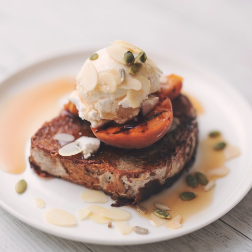 The Easiest Vegan Sunday Morning French Toast Recipe