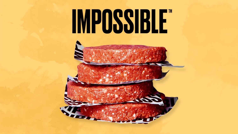 Impossible Foods Raises $1.5B to Make Vegan Meat
