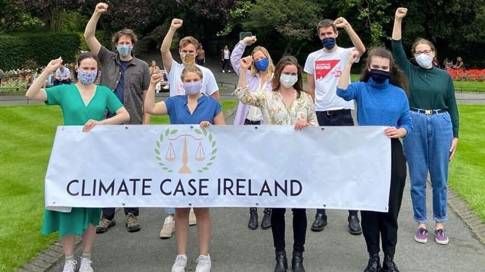 Irish Citizens Win Climate Change Lawsuit Against Government