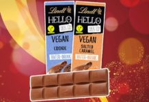Lindt Is Launching Vegan Milk Chocolate in Germany This Christmas