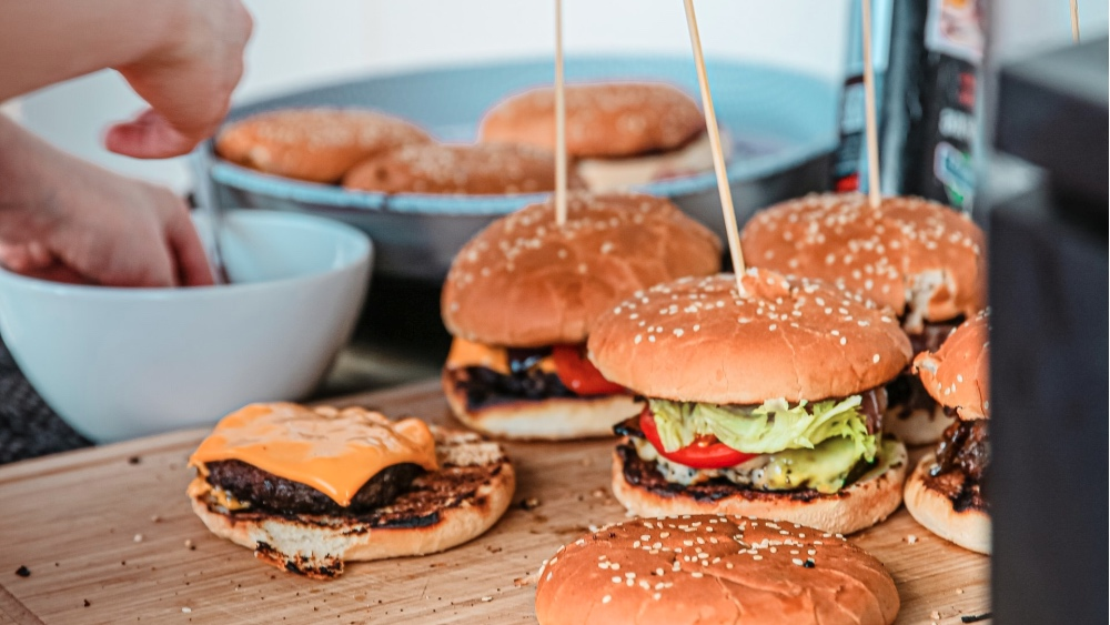Study: Vegan Burgers Better for Heart Health Than Red Meat