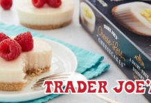 Trader Joe's Is Now Selling Vegan Cheesecakes