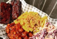 The UK Just Got Its First Vegan BBQ Restaurant