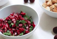 Summer Cherries are the Stars of This Beet Salsa