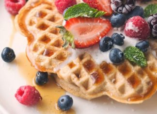 Make Vegan Pancakes or Waffles With This Buckwheat Batter