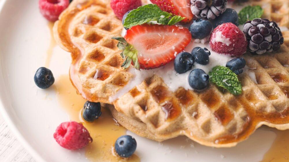 Make Vegan Pancakes or Waffles With This Buckwheat Batter