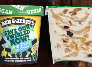 Ben & Jerry's UK Now Has a Vegan Flavor Inspired By Climate Change