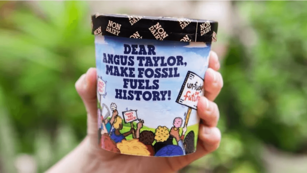Ben & Jerry's Launch New Non-Dairy Ice Cream to Fight Climate Change