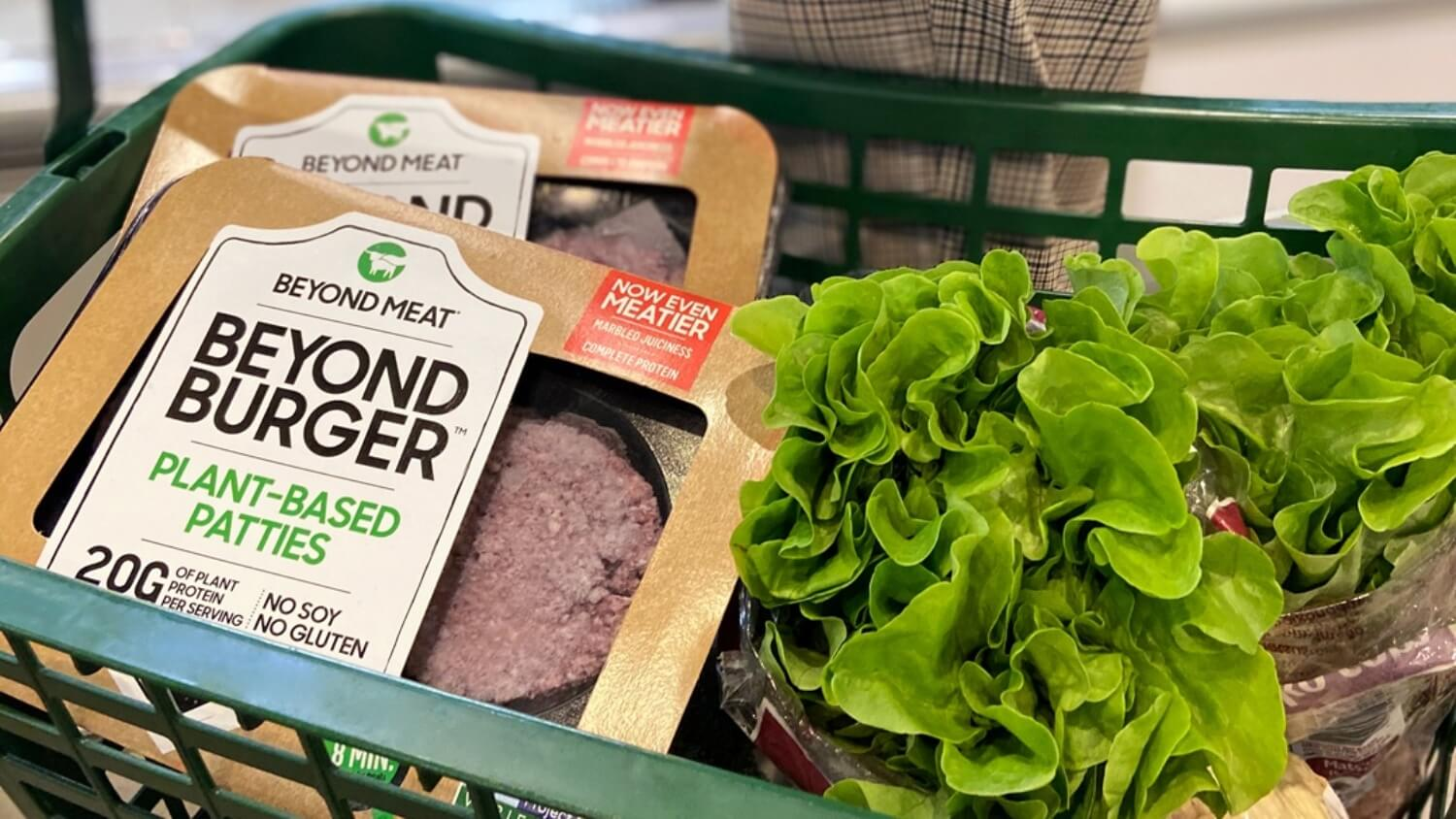 Supermarket Sales Triple for Beyond Meat During COVID-19