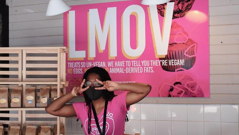 Black-Owned Bakery 'Like Mom's Only Vegan' Opens in Cincinnati