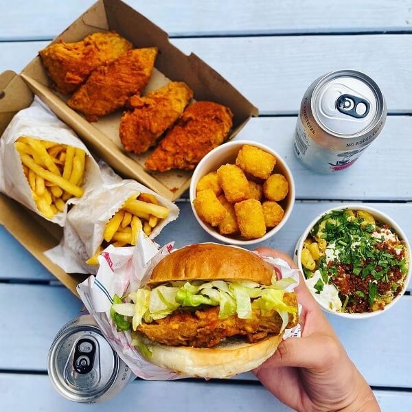 The 11 Best Places to Get Vegan Fried Chicken in the UK