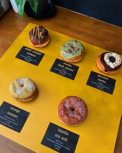 Switzerland Just Got Its First Vegan Doughnut Shop