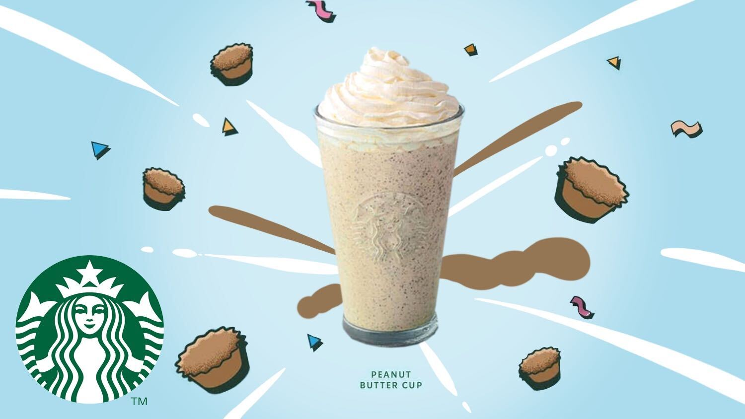 Starbucks Just Launched Vegan-Friendly Peanut Butter Frappuccinos