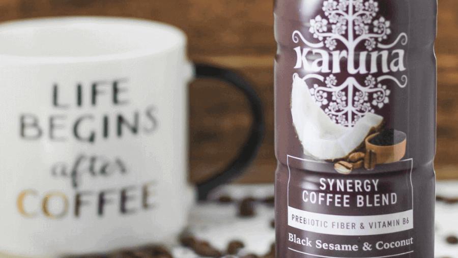 Healing Plants Power Karuna Coffee and Smoothies