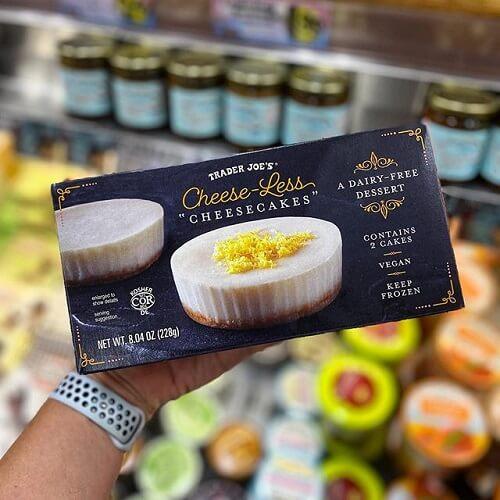 Trader Joe's Is Now Selling Vegan Cheesecakes