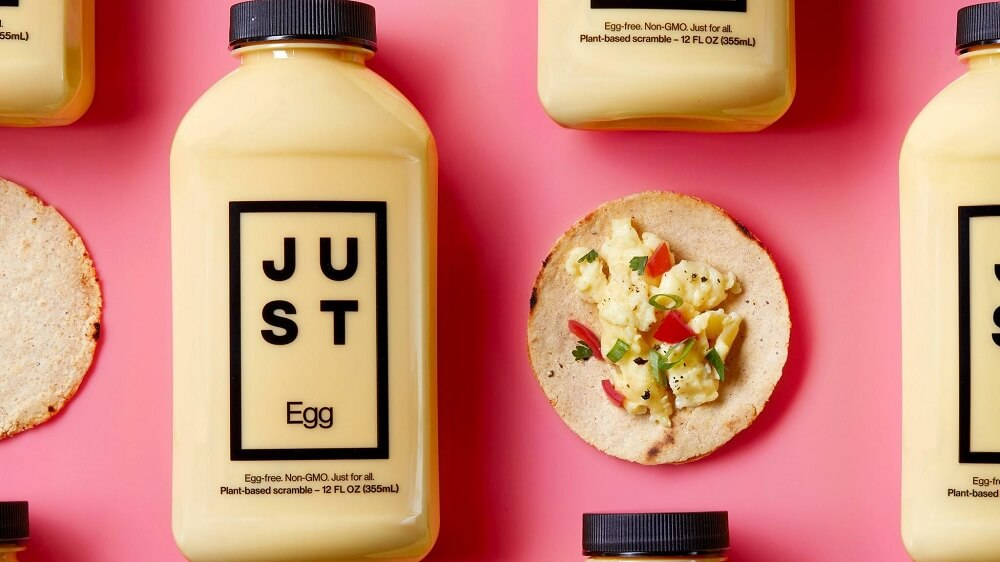 JUST Vegan Egg Company Announce Plans to IPO