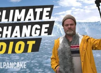 Rainn Wilson to Host New Climate Change Series