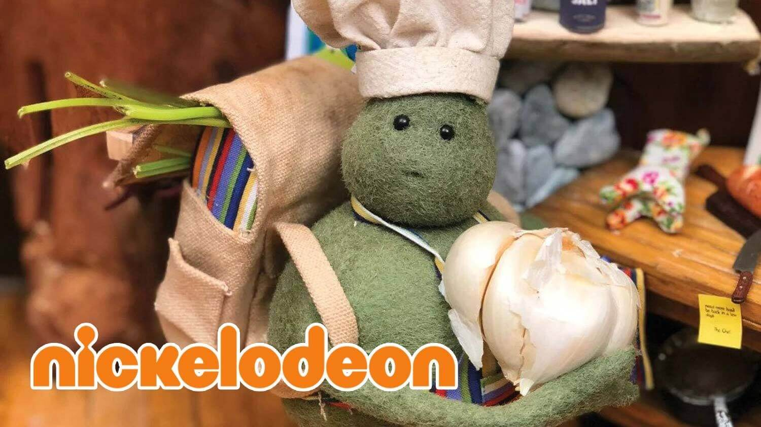 Vegan Social Media Star 'Tiny Chef' Just Got a Nickelodeon Show
