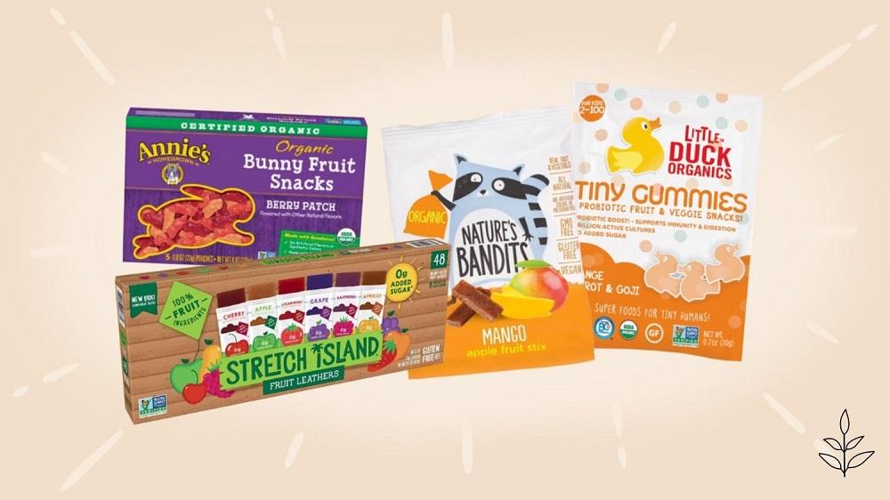 11 Vegan Fruit Snacks Kids (and You) Will Love
