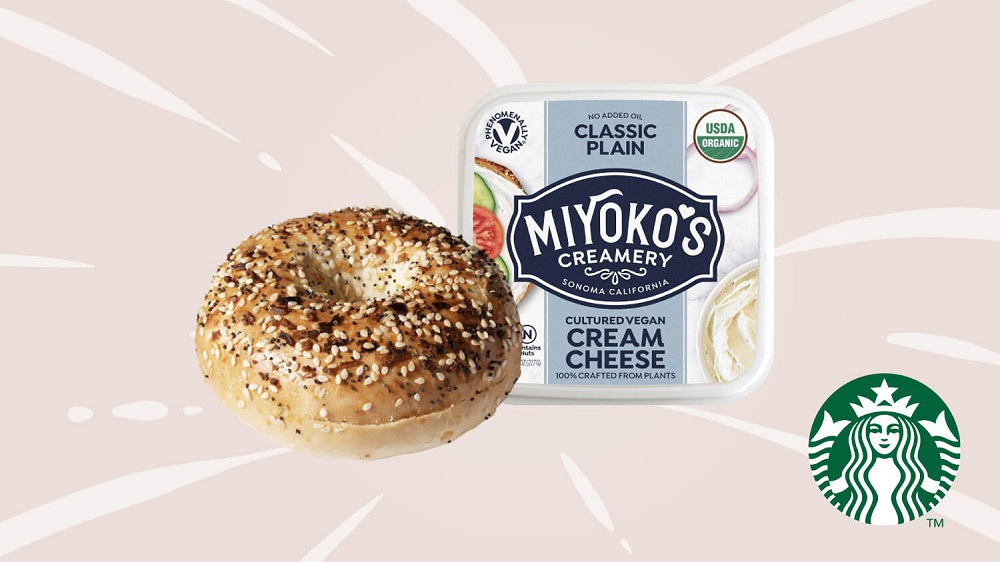 Starbucks Is Now Testing Vegan Cream Cheese