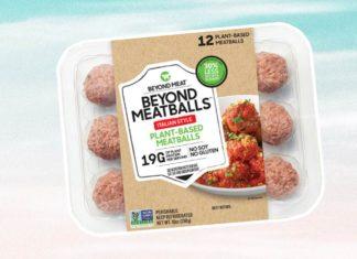 Beyond Meat Is Launching Vegan Meatballs
