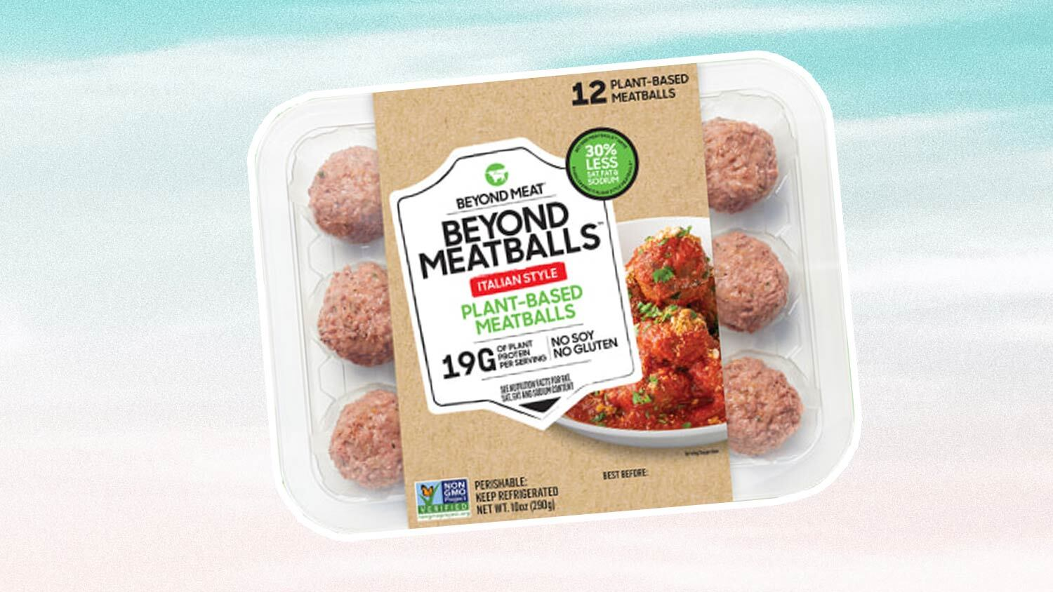Beyond Meat Is Launching Vegan Meatballs