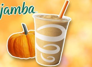 Jamba's New 'Pumpkin Smash' Smoothie Is Made With Oat Milk