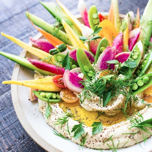 These Vegan Hummus Recipes Will Surprise You