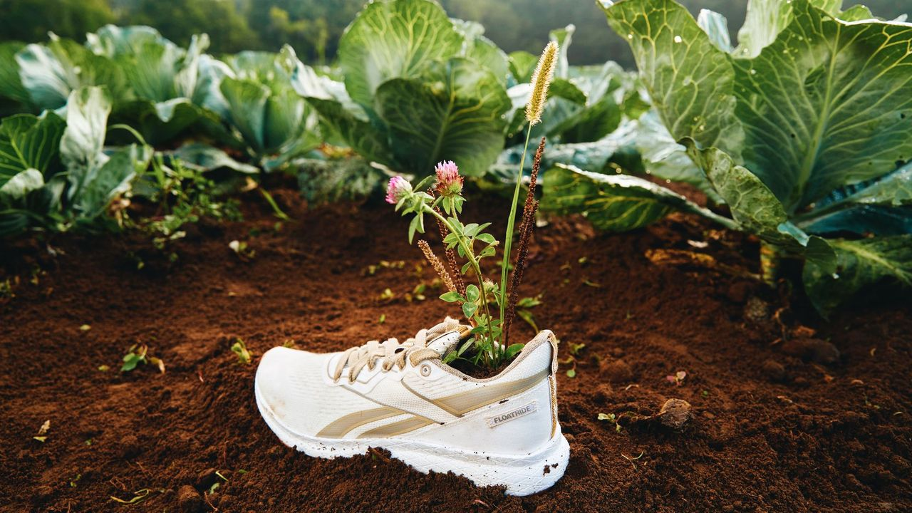 Reebok Just Launched Its First Certified Plant-Based Sneakers