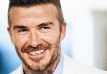 David Beckham Says He Enjoys Not Eating Meat