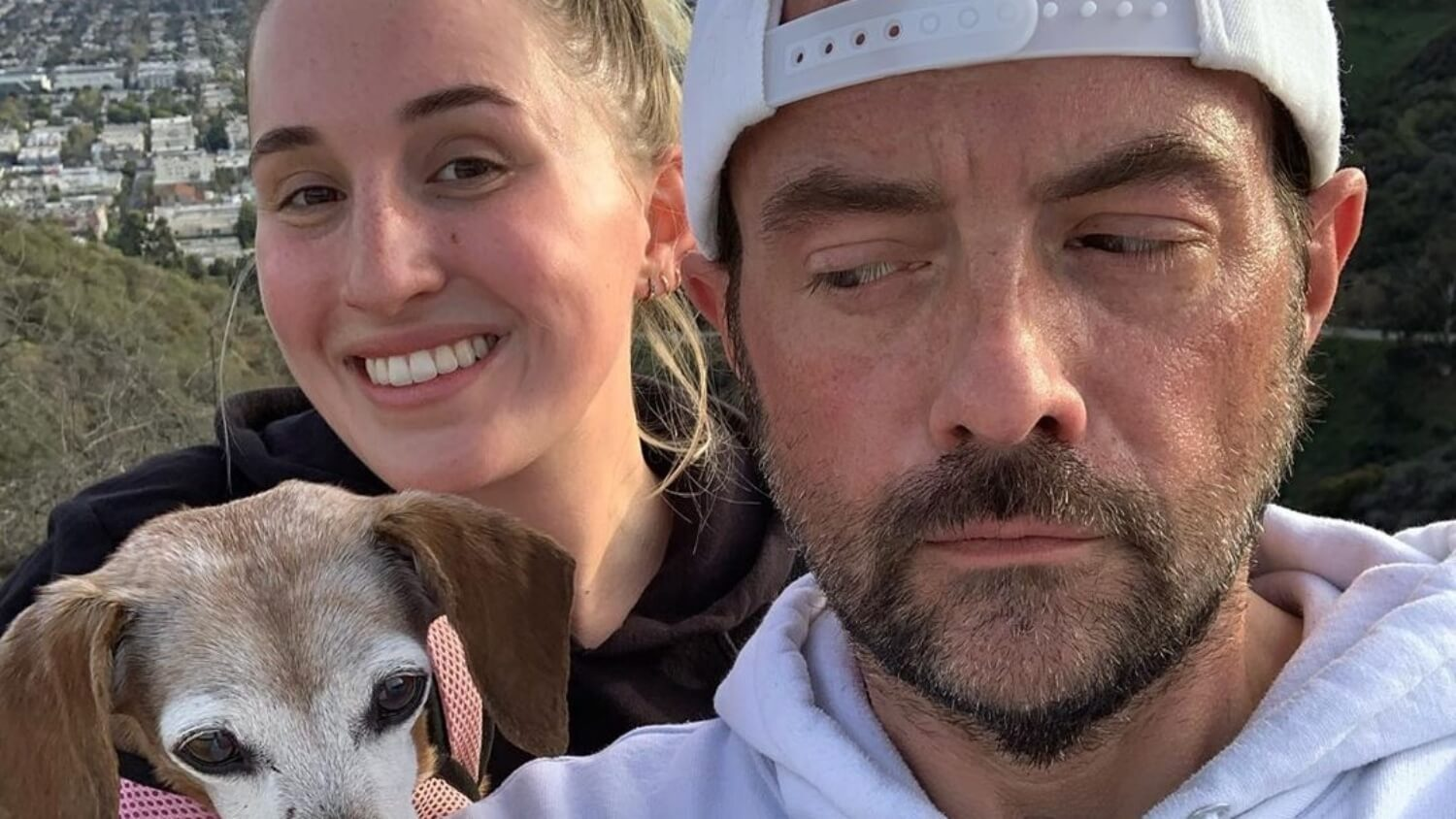 Kevin Smith and Daughter Harley Quinn Now Have a Vegan Podcast