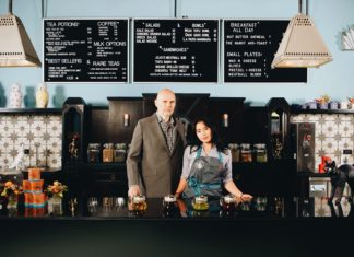 The Smashing Pumpkin's Billy Corgan Revives Vegan Cafe in Chicago