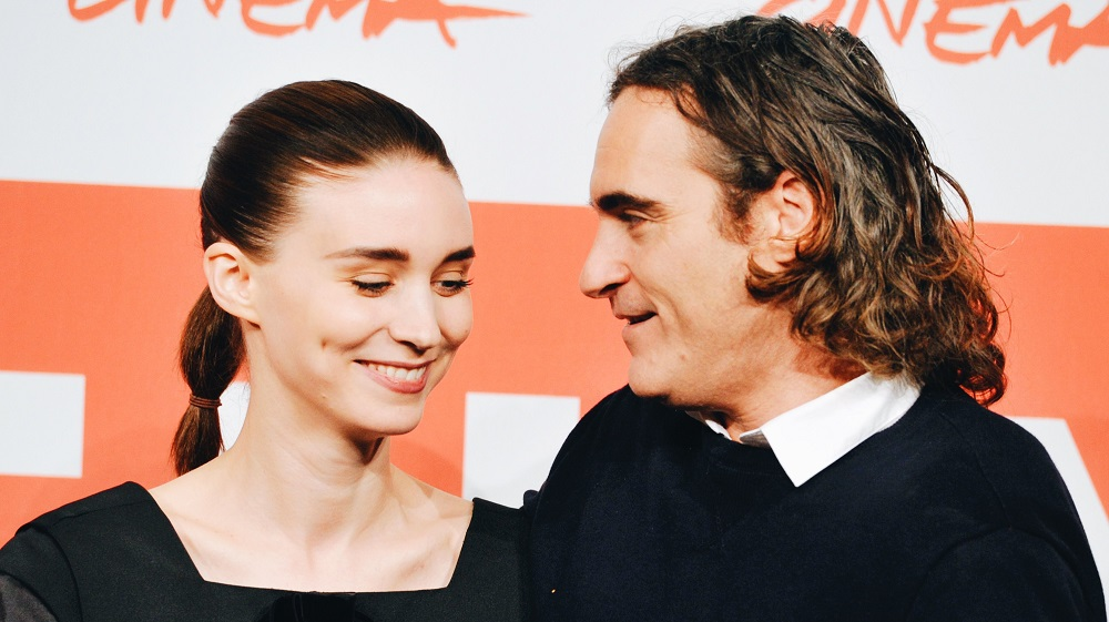 Rooney Mara and Joaquin Phoenix Welcome Baby, River