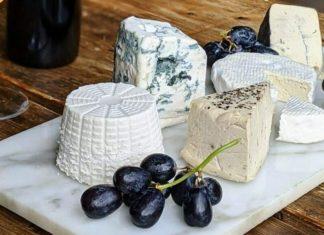 纯素奶酪的历史