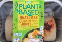 Asda Launches Vegan Chicken Joint for Sunday Roast