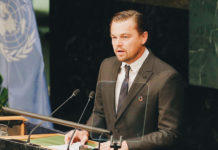 Leonardo DiCaprio Supports Bill to Prevent Future Pandemics